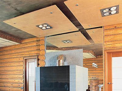 Декор потолков: функция и эстетика (Свой Дом №5 2006 стр.121)