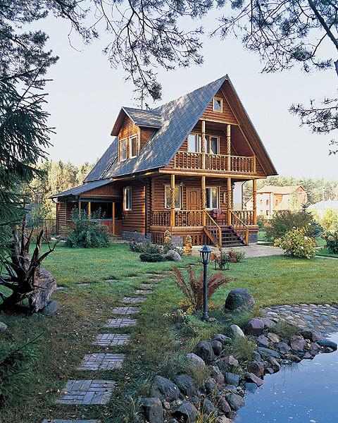 Пластиковые окна в деревянном доме: выбор и особенности монтажа