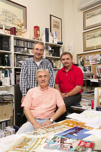 Архитекторы и дизайнеры, работы которых были опубликованы в журнале Идеи Вашего Дома