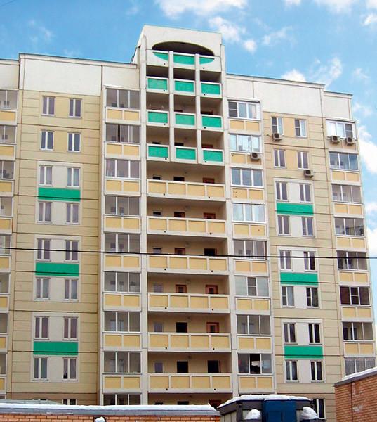 Четыре дизайн-проекта квартир в панельном доме серии ГМС-1
