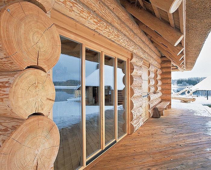 Деревянные окна: виды конструкций и характеристики