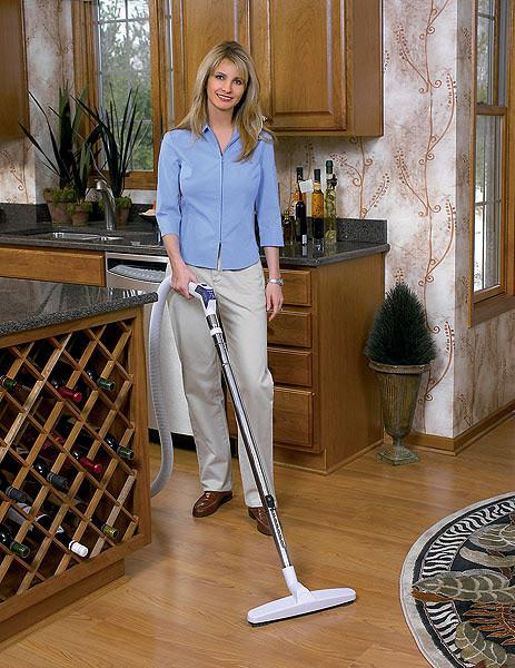 Вихрь на службе чистоты
