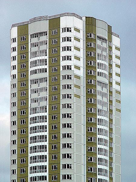 Дизайн-проекты квартир в доме-башне серии КОПЭ-М «Парус»