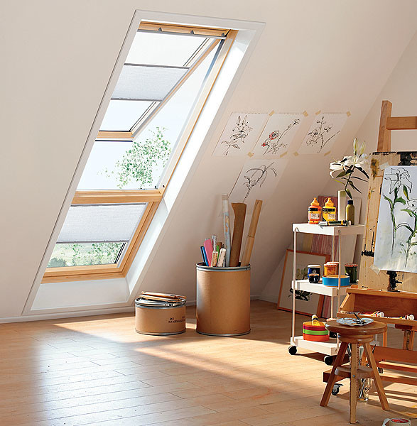 Мансардные окна: Аксессуары и дополнительные комплектующие