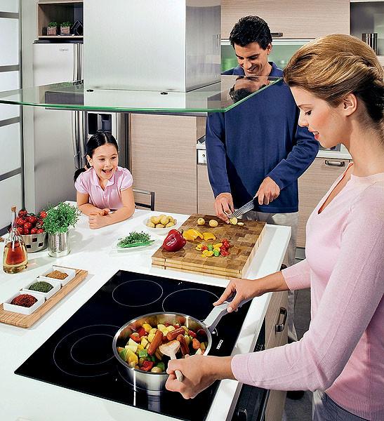 Кухонный прогресс