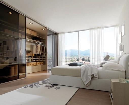 Гардеробная в спальне: 7 ценных советов по обустройству