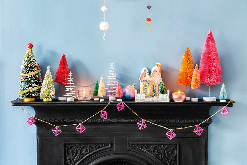 Новогодний декор: 12 удивительных идей для праздничного оформления дома