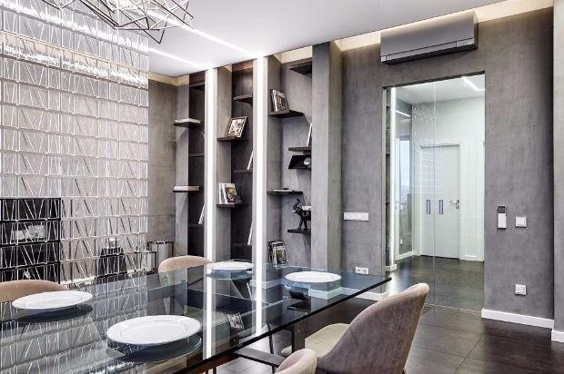 Интерьер в стиле минимализм: квартира с петербургским настроением