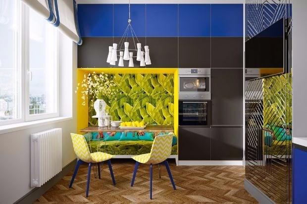 Дизайн кухни: 12 вариантов оформления в разных стилях