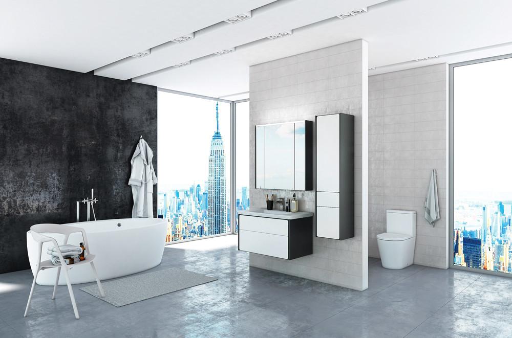 Мебель для ванной комнаты: ответы на главные вопросы