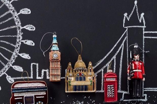 9 предметов новогоднего декора в чисто британском стиле