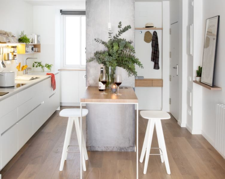 Как обустроить обеденную зону: 11 гениальных идей для маленьких квартир