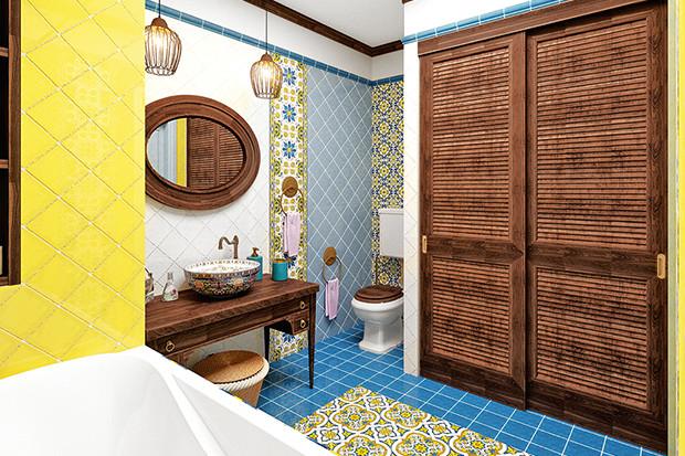 Дизайн ванной: 12 современных вариантов в разных стилях