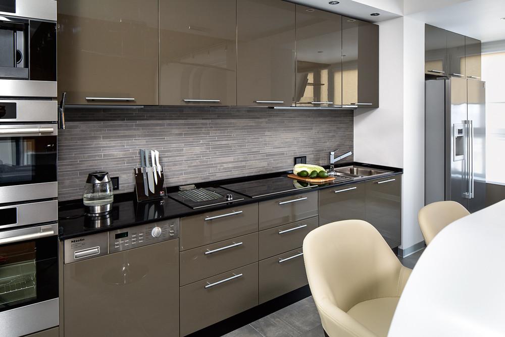 Кухня для мужчины: минималистичный и комфортный интерьер