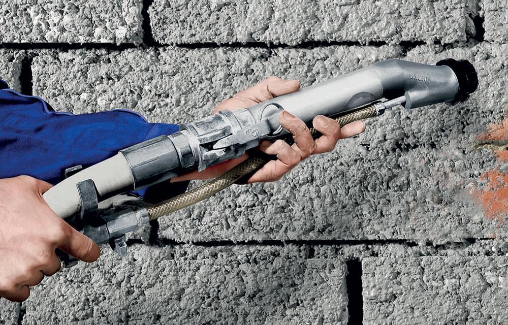 Как выбрать штукатурку для стен