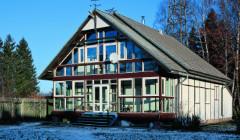 Как сделать из обычного дома энергоэффективный