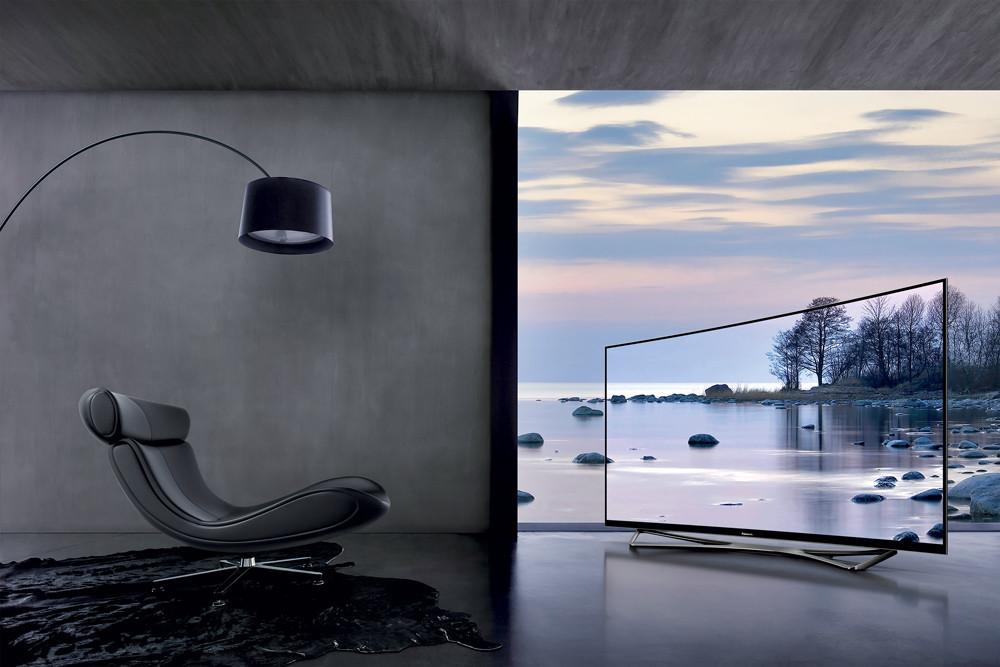 Телевизоры для гостиной и домашнего кинотеатра