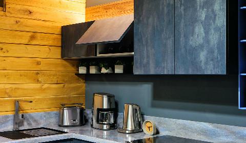 Компания «Мария» представила новую модель кухни — Spark