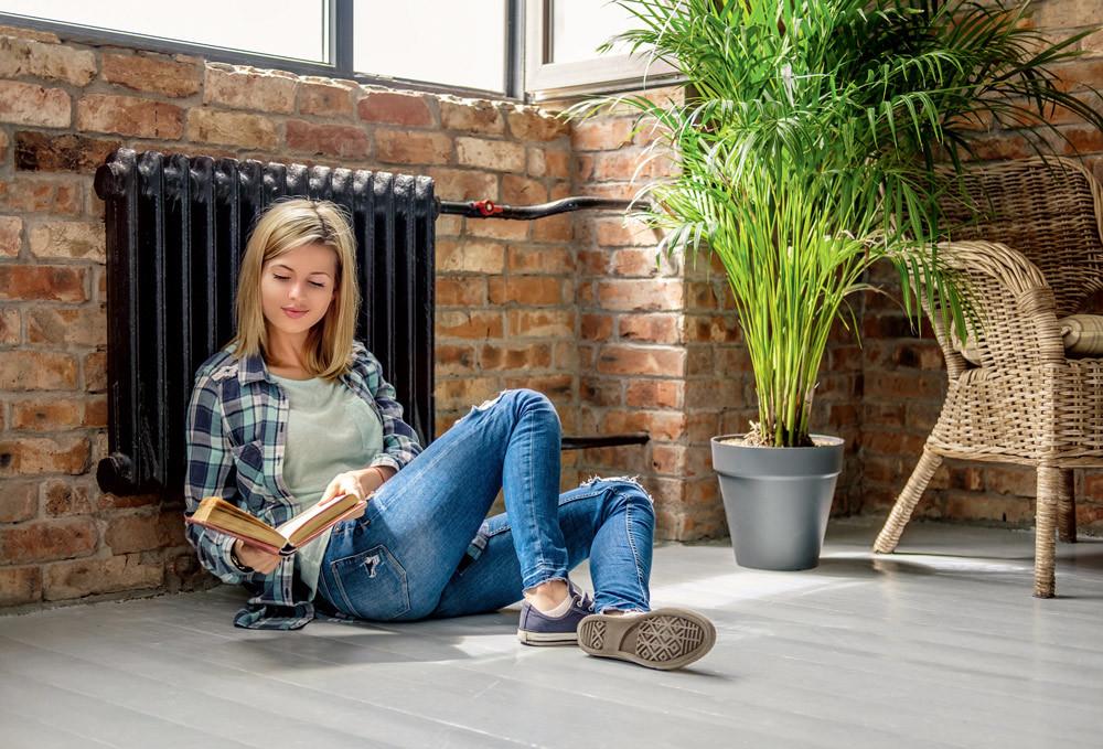 Дизайн-радиаторы: отапливаем квартиру красиво