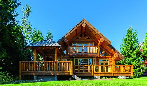 Строим деревянный дом без ошибок