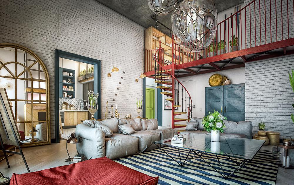 Как превратить одноэтажную квартиру в двухэтажную
