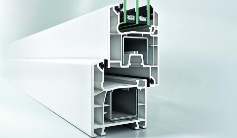 Компания Schüco представила новую оконную систему