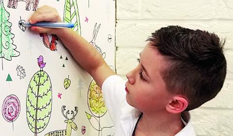 Компания Erismann выпустила новую оригинальную коллекцию обоев для детских комнат