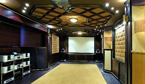 Все дело в звуке: акустические панели для домашнего кинотеатра