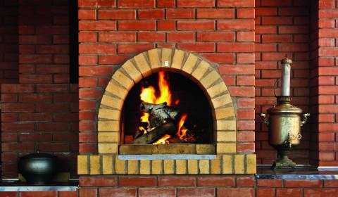 Да будет огонь: выбираем кирпич и раствор для печей и каминов