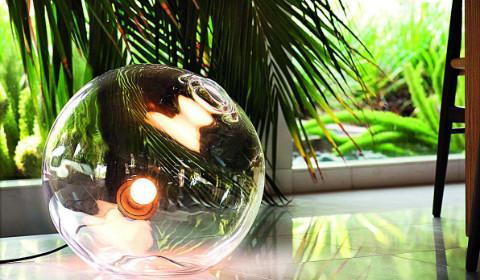 Воздушные пузыри: 9 аксессуаров сферической формы
