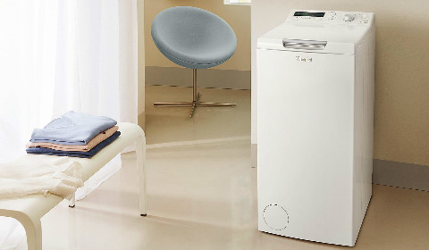 Узкие стиральные машины: обзор малоразмерной техники