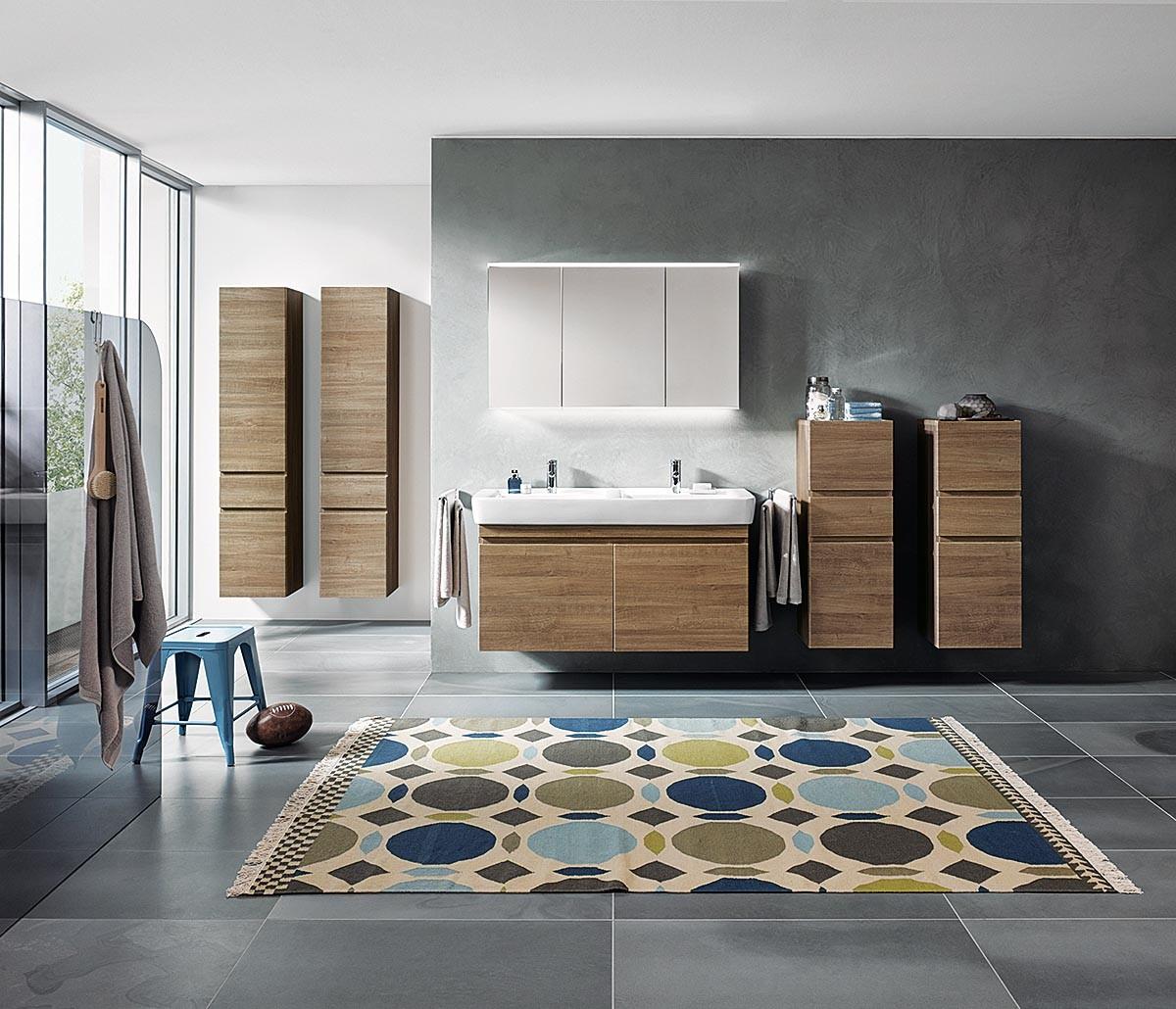 Мебель для ванной: 6 актуальных трендов