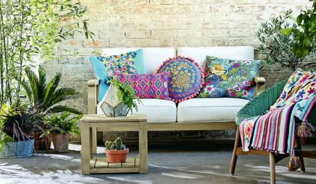 Как освежить интерьер с помощью текстиля: 9 идей