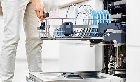 Новая линейка посудомоечных машин от Electrolux