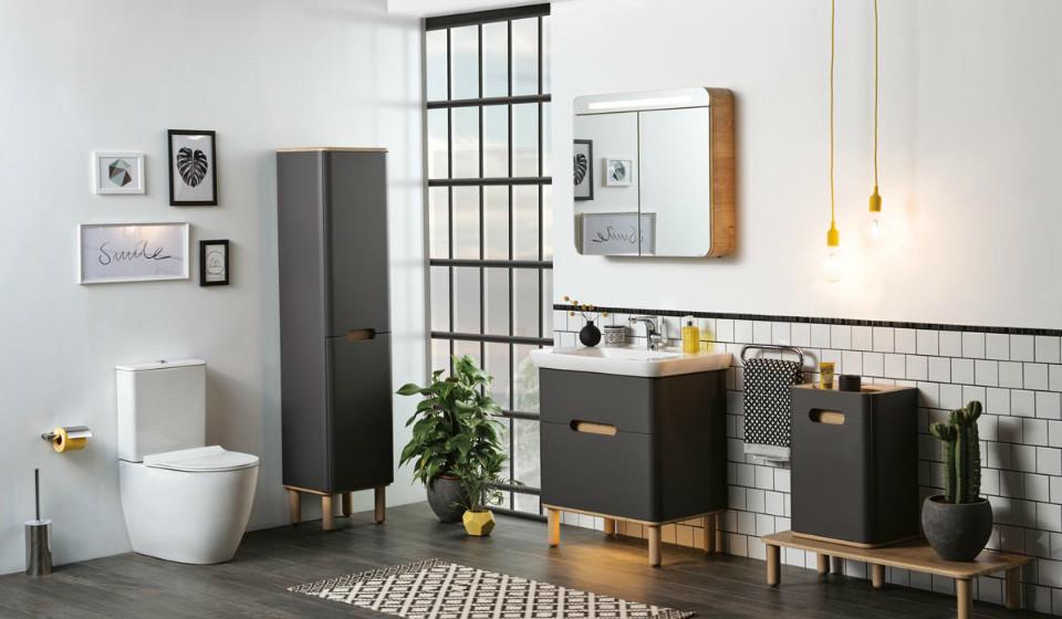 Эволюция ванных комнат: 7 главных трендов 2017