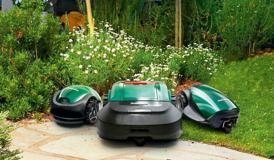 Компания Robomow выпустила новую линейку роботизированных газонокосилок Robomow RX.