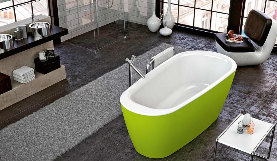 Как выбрать акриловую ванну: отвечаем на частые вопросы