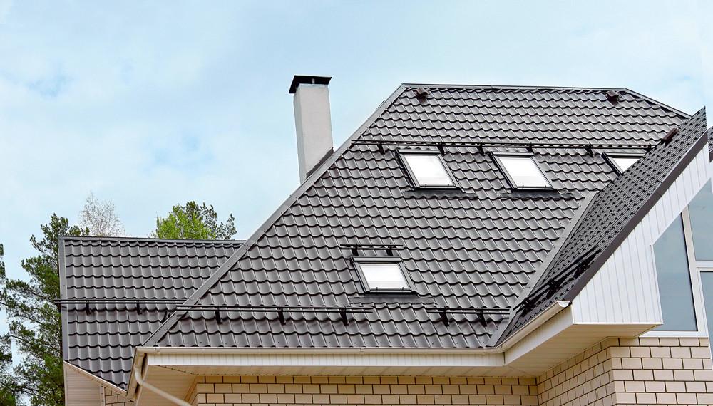 Строим скатную крышу без ошибок