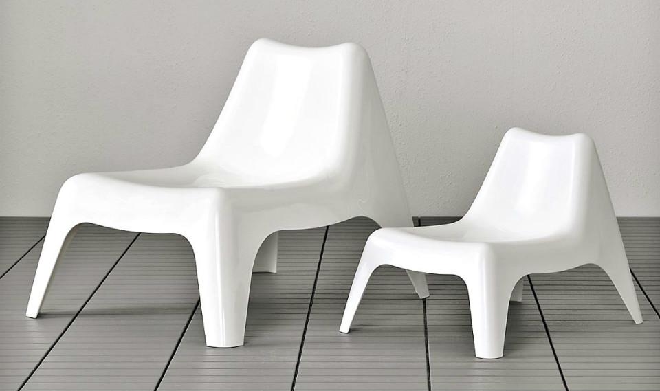 Детская версия: 10 уменьшенных моделей стульев и кресел