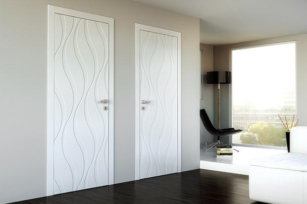 Особенности выбора и монтажа межкомнатных дверей