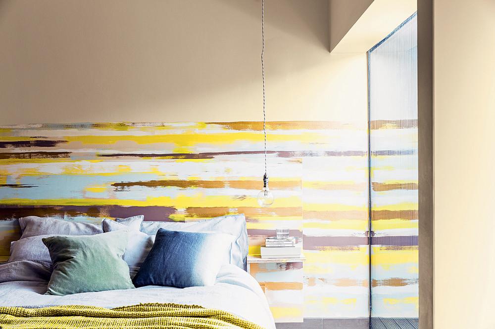 Как покрасить стены: гид по выбору краски и техникам нанесения