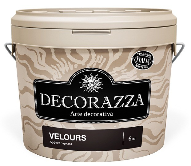 Производитель — Interra Deco Group. Цена: 1,2 кг —1760 руб.; 6 кг— 7400 руб.