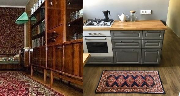 Как превратить «бабушкину квартиру» в стильное и современное жилье: 7 простых приемов