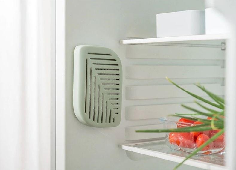 Угольный дезодоратор для стенок холодильника