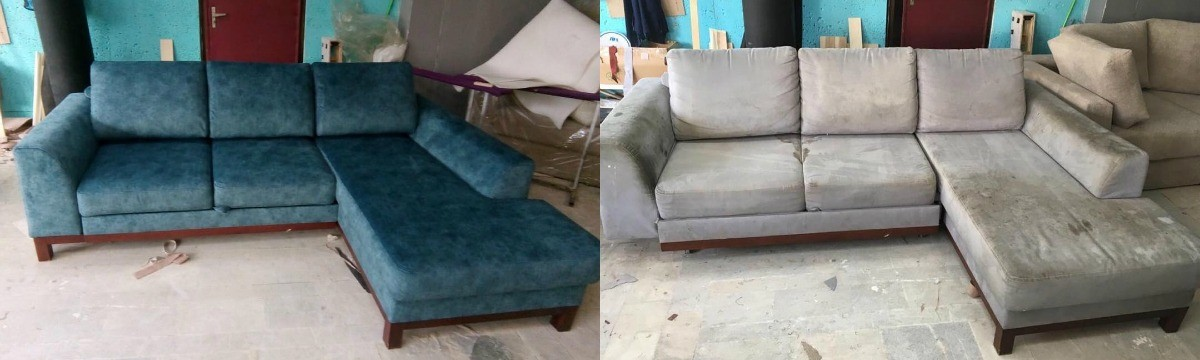 4 простых способа преобразить старый диван или кресло своими руками