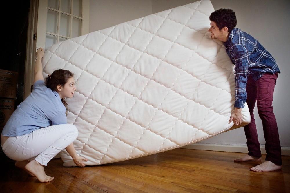 Выбор матраса для двуспальной кровати: на что обратить внимание