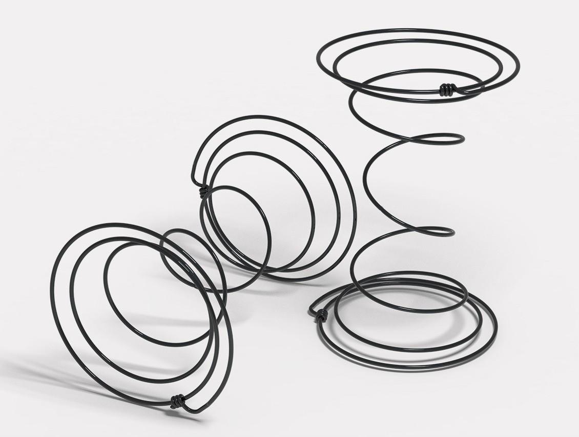 Конструктивные особенности пружин типа «песочные часы» снимают любые ограничения по весу