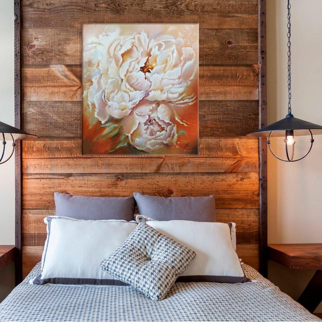 Картины постеры для интерьера спальни