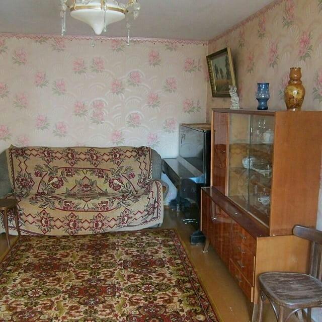 Бабушкина квартира — классический пример устаревшего оформления