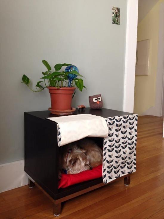 Милый домик для домашнего питомца без лишних хлопот